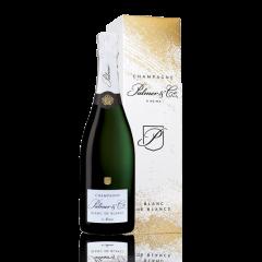 Champagne Palmer Blanc de Blancs in giftbox