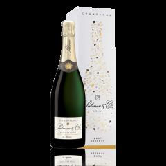 Champagne Palmer Brut Reserve in Giftbox