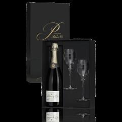 Champagne Palmer Brut Reserve in Giftbox met 2 glazen