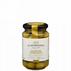 Manzanilla olijven zonder pit - La Masrojana