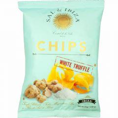Zout Chips met truffel - Sal de Ibiza 45gram